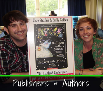 Publishers and Authors